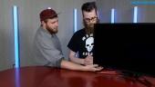 GRTV klämmer lite på Acer Predator XB321HK