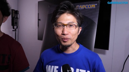 Resident Evil 2 Remake - Yoshiaki Hirabayashi och Tsuyoshi Kanda intervjuade