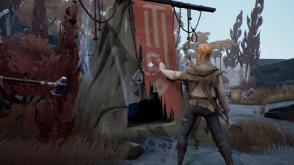 Ashen - Gamescom 2018 Gameplay