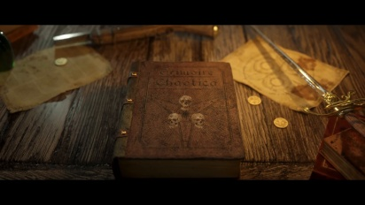 Warhammer: Vermintide 2 - Shadows Over Bögenhafen DLC Trailer