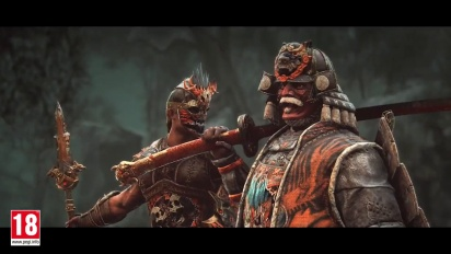 For Honor - Return of the Otherworld Trailer