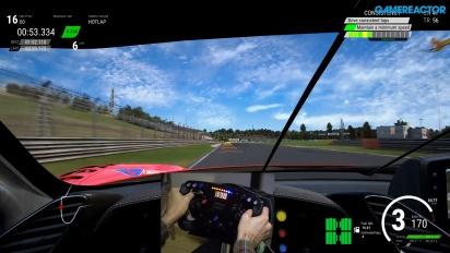 GRTV rattar senaste versionen av Assetto Corsa Competizione