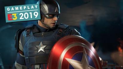 GRTV på E3 19: Våra favorittrailers (Square Enix)