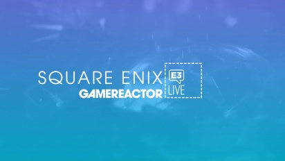 GRTV på E3 19: Square Enix E3 2019 Showcase