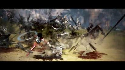 Black Desert - Kunoichi Awakening Trailer