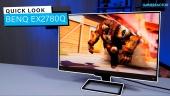 GRTV packar upp nya BenQ EX2780Q