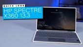 GRTV sluskar upp nya HP Spectre X360 13.3