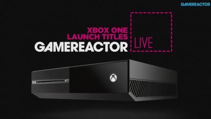 Xbox One - Livestream med premiärspelen