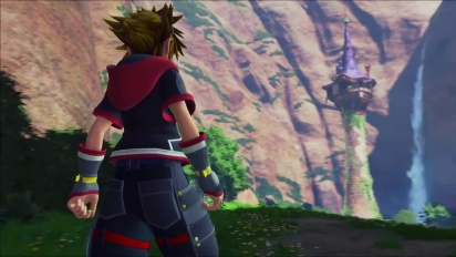 Kingdom Hearts III - E3 2015 Trailer