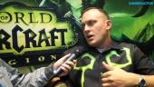 World of Warcraft: Legion - Ion Hazzikostas-intervju