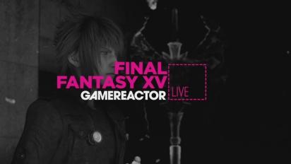 Vi tillbringar med tid tillsammans med Final Fantasy XV