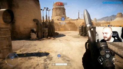 GR Live Sverige Repris - Star Wars Battlefront II - Galactic Assualt