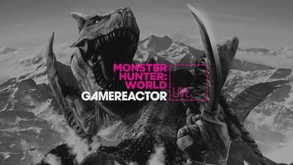 Gamereactor TV spelar Monster Hunter: World
