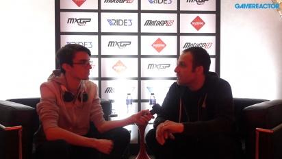 GRTV pratar med Milestone om MotoGP 18