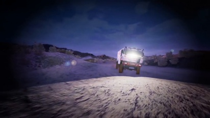 Dakar 18 - Vehicles Trailer