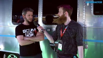 GRTV intervjuar folket bakom Scum