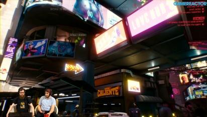 Cyberpunk 2077 - Gameplay-demot med kommentarer