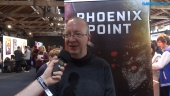 GRTV intervjuar folket bakom Phoenix Point