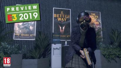 GRTV på E3 19: Vi klämmer lite på Watch Dogs Legion