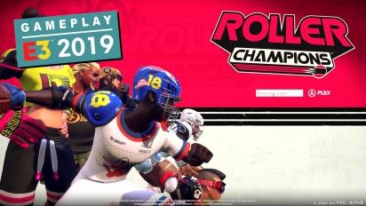 GRTV på E3 19: Vi provspelar Roller Champions