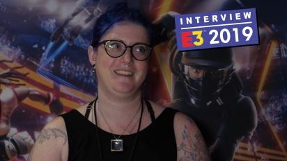 GRTV på E3 19: Intervju med studion bakom Roller Champions