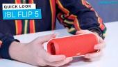 GRTV packar upp nya JBL Flip 5