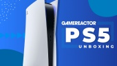 Playstation 5 uppackad