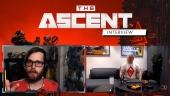 The Ascent - Arcade Berg intervjuad