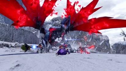 Monster Hunter Rise - Steam PC Trailer