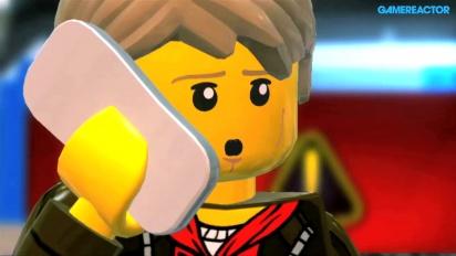 Lego City Undercover - Första tio minuterna gameplay