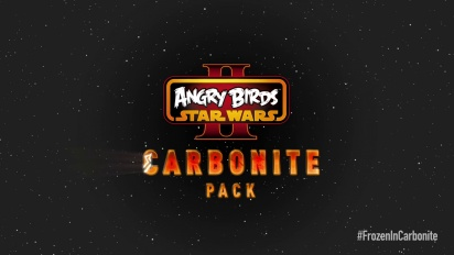 Angry Birds Star Wars II - Carbonite Pack Gameplay Trailer