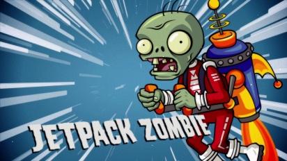 Plants vs. Zombies 2 - Far Future Update Trailer