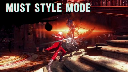 DMC Devil May Cry: Definitive Edition - Announcement Trailer