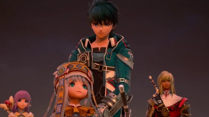 Star Ocean: Integrity and Faithlessness - Story trailer
