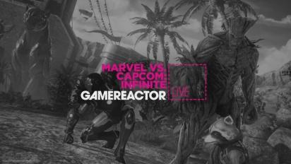 Vi spelar Marvel vs Capcom: Infinite