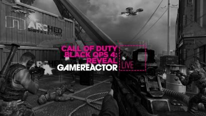 GRTV gör sig redo för Call of Duty: Black Ops 4
