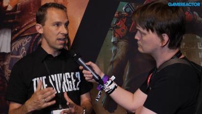 The Surge 2 - Jan Klose intervjuad