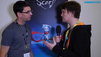 GRTV tar ett snack med skaparen av Scarf