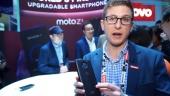GRTV på MWC 2019: Intervju med teamet bakom Moto Z3 5G Mod