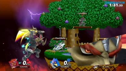 GRTV spelar Super Smash Bros. Ultimate