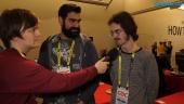 GRTV på GDC19: Vi pratar med folket bakom Soup Raiders