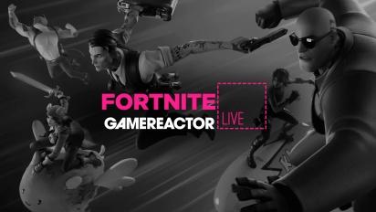 GRTV tillbringar mer tid i Fortnite