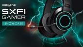 Creative SXFI Gamer - Product Showcase