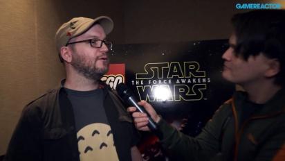 Lego Star Wars: The Force Awakens - Vi pratar med Graham Goring