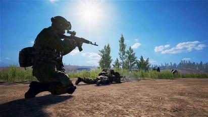 Squad - Alpha Version 8 Trailer