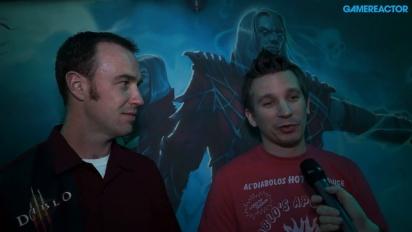 Diablo III: Rise of the Necromancer - Vi intervjuar Rob Foote & Matthew Berger