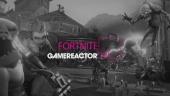 Gamereactor TV-teamet spelar Fortnite