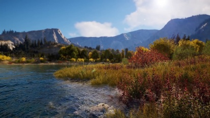 Far Cry 5 - Recreating Montana