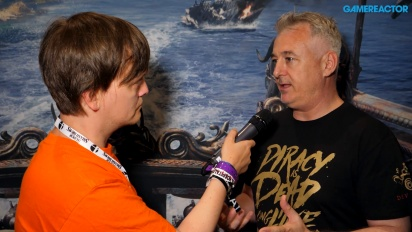 GRTV intervjuar teamet bakom Skull & Bones