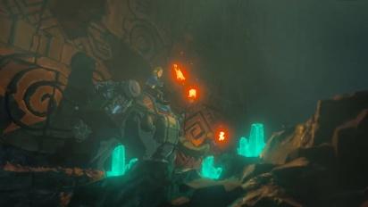 The Legend of Zelda: Breath of the Wild II - First Look Trailer